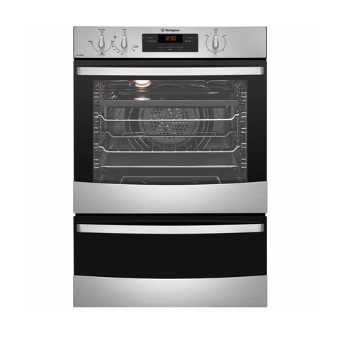 Westinghouse WVG665SLP 60cm Gas Oven with Separate Grill