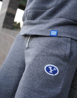 Royal Army Joggers with BYU patch