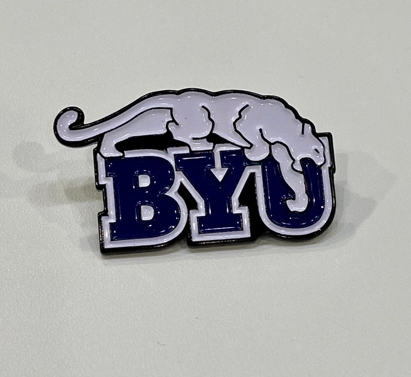 BYU Beet Digger Collector's Pin