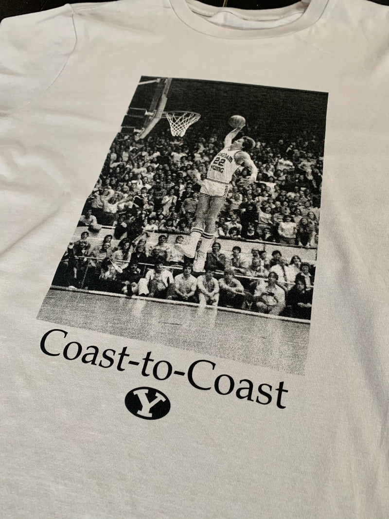 Coast-to-Coast BYU Photo T-Shirt
