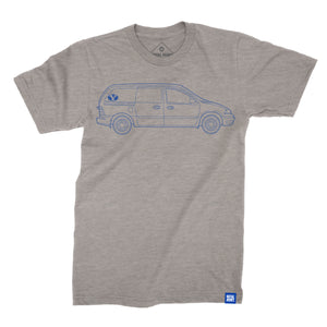 Royal Army Minivan BYU T-shirt