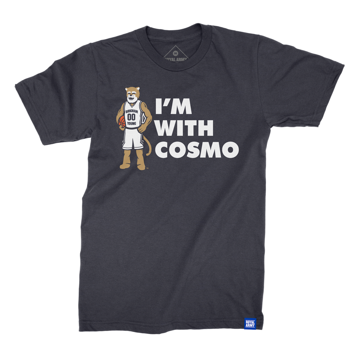 Kids I'm with Cosmo BYU T-shirt