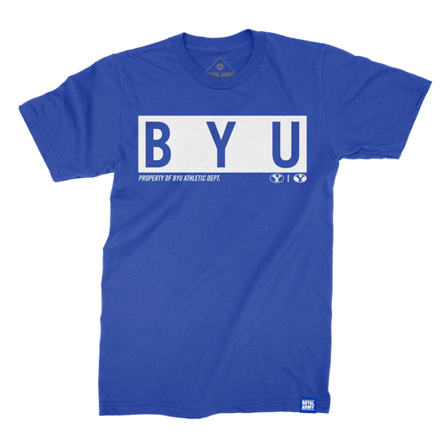 Property of BYU Athletic Dept. T-Shirt