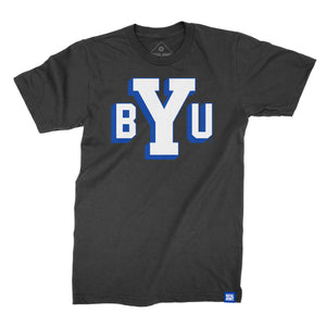 Block BYU T-Shirt