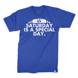 Kids Saturday is a Special Day BYU T-Shirt