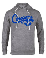 Cougar Script Lightweight French Terry Hoodie