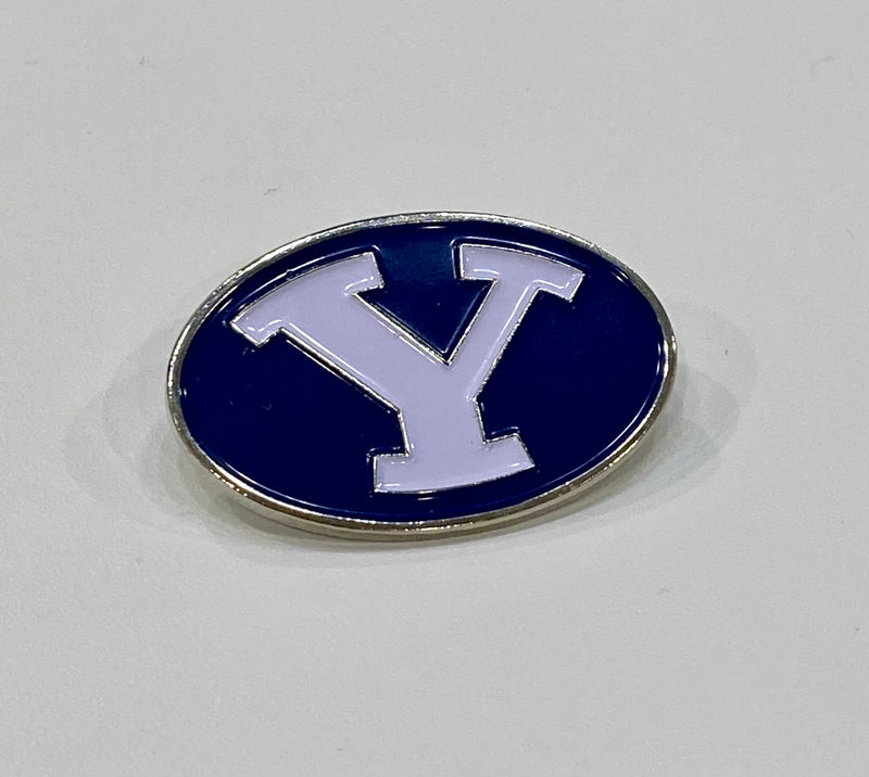 BYU Stretch Y Collector's Pin