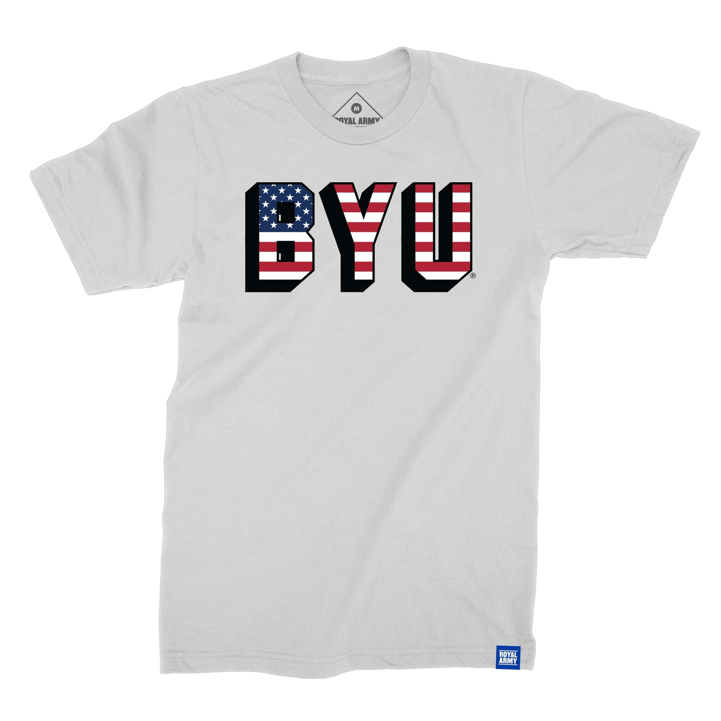 Stars and Stripes BYU t-shirt