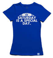 Saturday is a Special Day Women's BYU T-Shirt