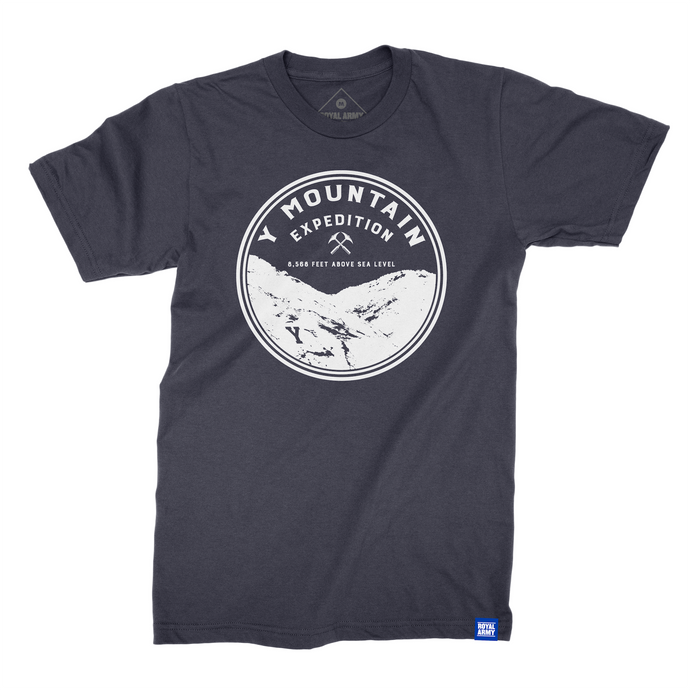 Y Mountain Expedition T-shirt