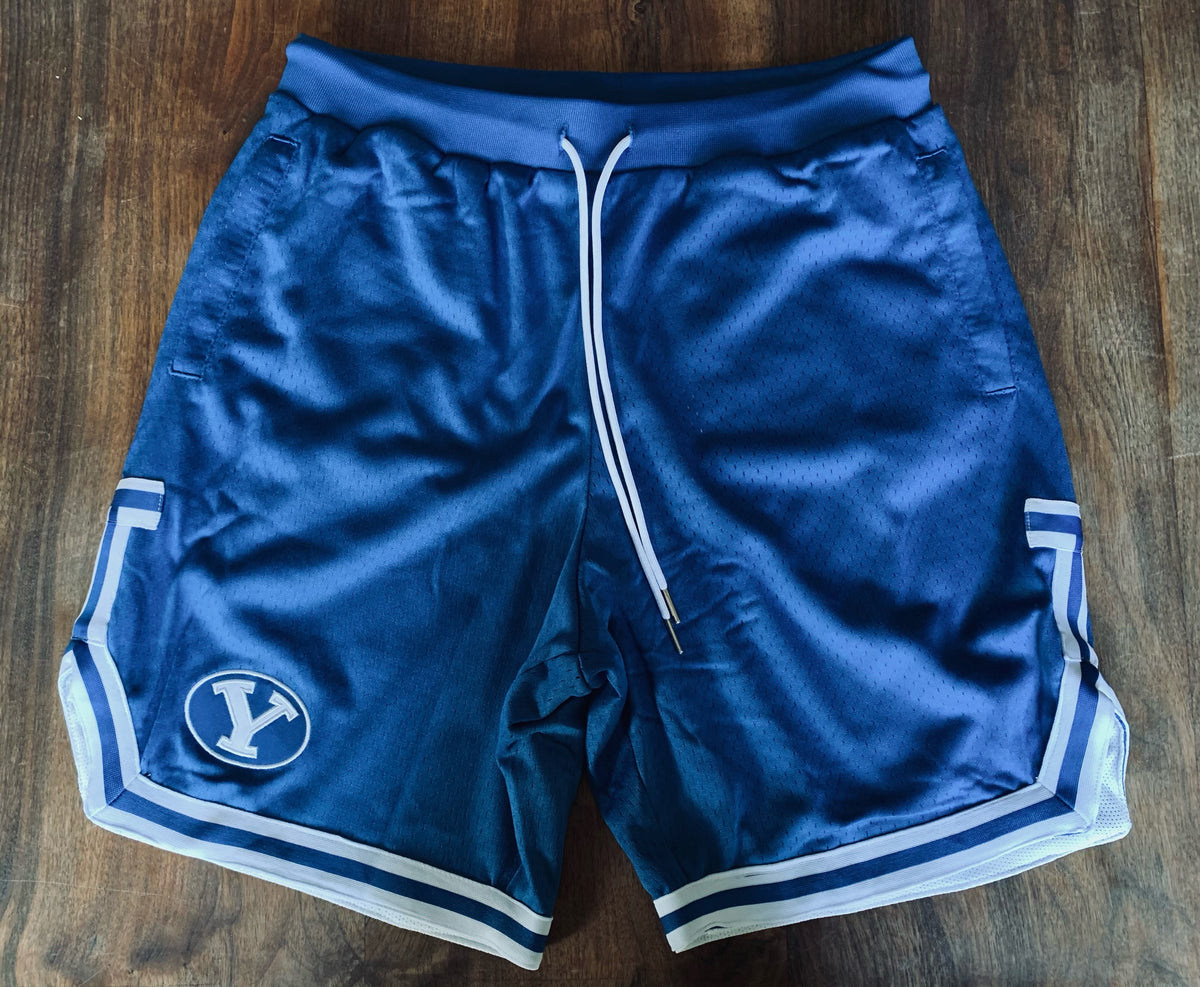 Premium Mesh BYU Shorts by Royal Army