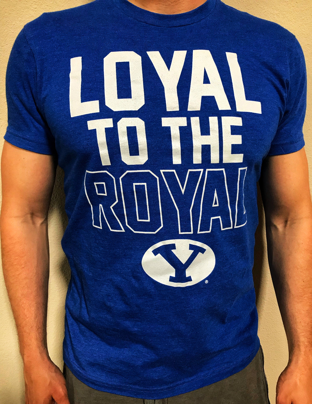 Loyal to the Royal BYU T-Shirt