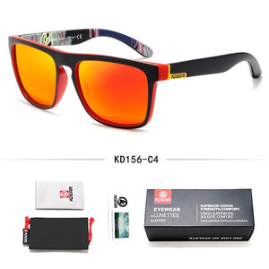 KDEAM Hyper Cool Polarized Sunglasses