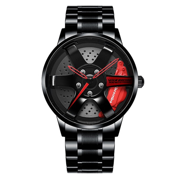 "THE ""HEISENBERG 2.0"" 3D Brembo Brake Caliper Watch"