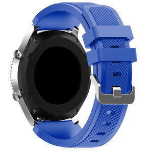 Samsung Gear S3 Silicone Watch Bands - 18 COLOURS TO CHOOSE FROM