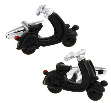 18 Vintage Novelty Traffic Designed Cufflinks