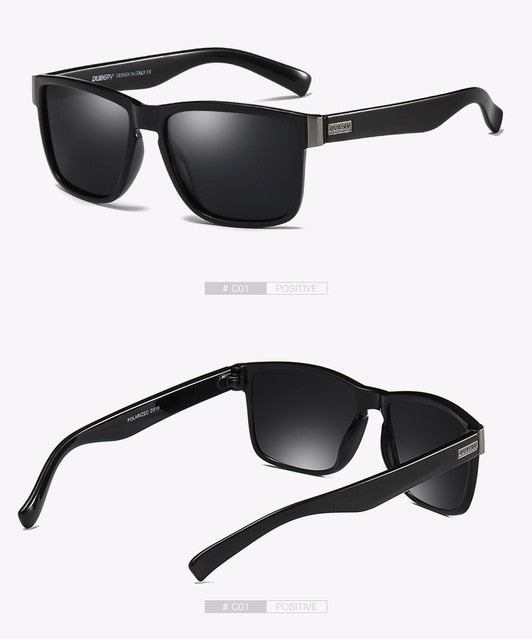 DUBERY Polarized Sunglasses