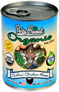 Party Animal Organic Grain Free Chillin' Chicken - 12 13 oz. Cans