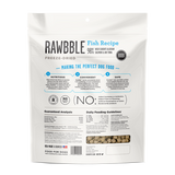 Bixbi RAWBBLE Freeze Dried Food for Dogs - Fish - wigglewaggleworld