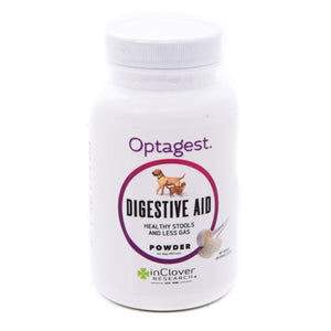 In Clover OptaGest - Organic All Natural Prebiotic Digestive Supplement For Dogs And Cats - wigglewaggleworld