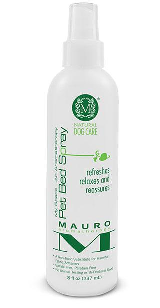Mauro My Space: An Aromatherapy Pet Bed Spray - wigglewaggleworld