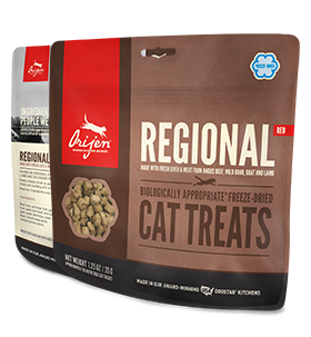 Orijen Regional Red Freeze Dried Cat Treats