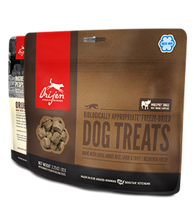 Orijen  Angus Beef Freeze Dried Dog Treats