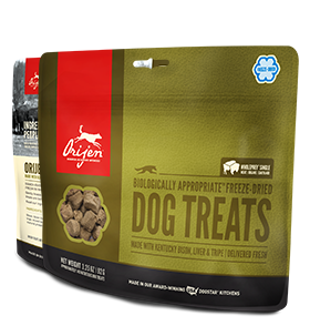 Orijen Kentucky Bison Freeze Dried Dog Treats