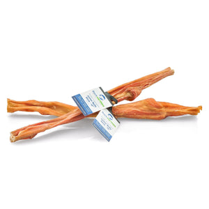 "Barkworthies Bully Stick - Junior Bully - 12"" - wigglewaggleworld"