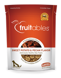 Fruitables Dog Treats Sweet Potato & Pecan - wigglewaggleworld