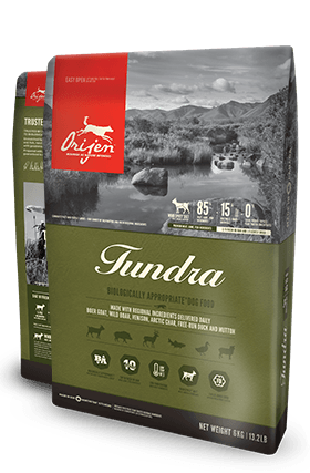 Orijen Tudra Dog Food