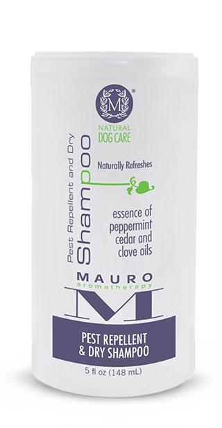 Mauro Pet Repellant and Dry Shampoo - wigglewaggleworld