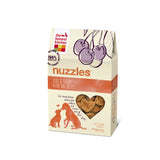 The Honest Kitchen Nuzzles Duck & Cherry Dog Treats - wigglewaggleworld