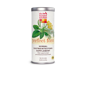 The Honest Kitchen Perfect Form Digestive Supplement - wigglewaggleworld