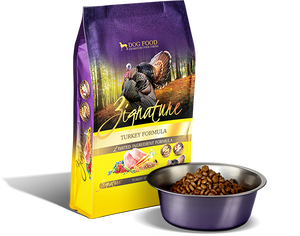 Zignature Limited Ingredient Turkey Formula Dog Food - wigglewaggleworld