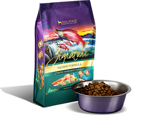 Zignature Limited Ingredient Salmon Formula Dog Food - wigglewaggleworld