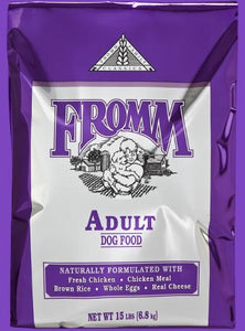 Fromm Classic Adult Dog Food - wigglewaggleworld