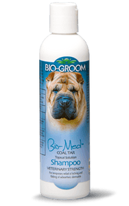 Bio-Groom Bio-Med Coal Tar Topical Solution Shampoo - Veterinary Strength - wigglewaggleworld