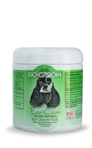 Bio-Groom Ear-Care Pads Non Oily - Non Sticky Ear Cleaner Pads - wigglewaggleworld