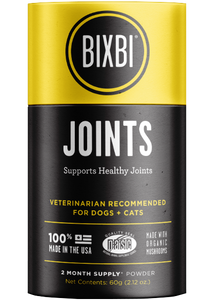 Bixbi Supplement - JOINTS - wigglewaggleworld