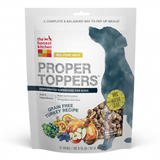 The Honest Kitchen Proper Toppers Grain Free Turkey Superfood - wigglewaggleworld