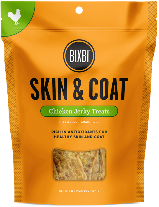 Bixbi SKIN AND COAT - CHICKEN - wigglewaggleworld