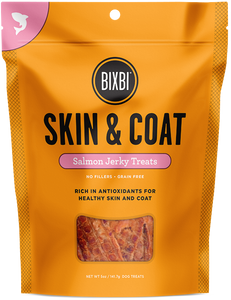 Bixbi SKIN AND COAT - SALMON - wigglewaggleworld