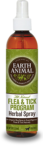 Earth Animal Flea & Tick Spray - wigglewaggleworld
