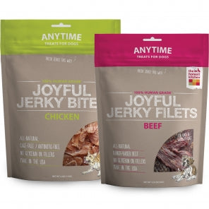 The Honest Kitchen Joyful Jerky For Dogs - wigglewaggleworld