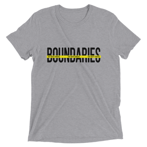 Women's Boundaries Tee