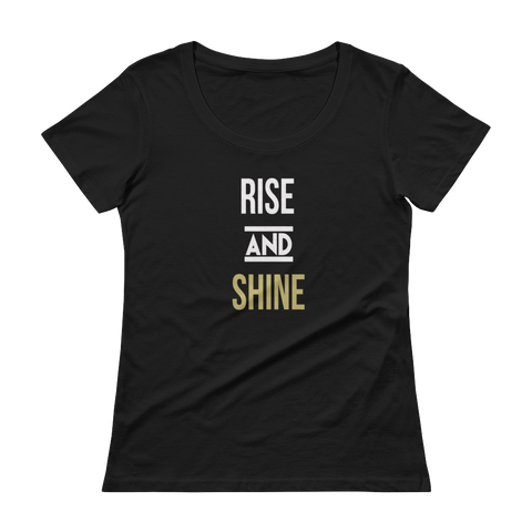 Women's Rise and Shine Tee