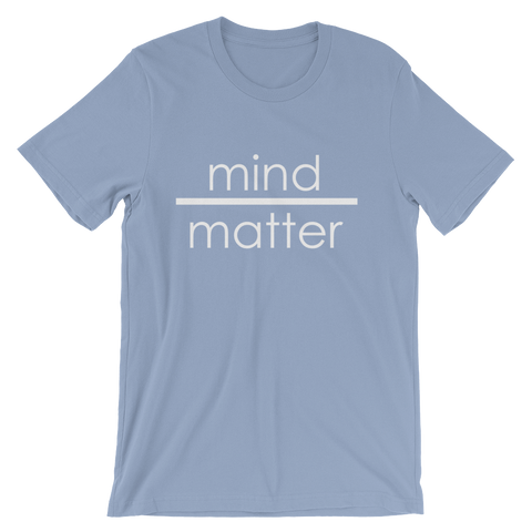 Men's Mind Over Matter Tee