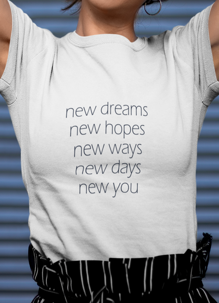 Women's New You Tee