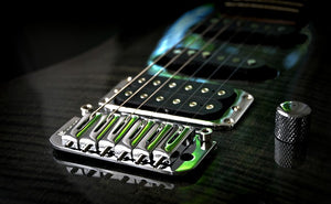 How to Tune Your Guitar Using 5th Intervals/Power Chords - Guitar Basics